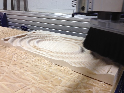 3d cutting hardwood