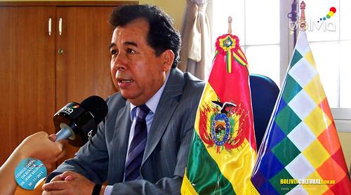 Dr Jaime Valdivia A. Consulado Boliviano SP
