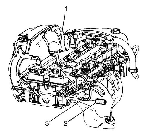 Chrysler 200 Serpentine Belt Diagram furthermore Chevy Cavalier Spark Plug Location further Chevrolet Colorado 5 Cylinder Engine Diagram also Oil Pump Replacement Cost in addition Throttle Position Sensor Location Hummer H3. on 2005 chevy colorado engine diagram spark plugs
