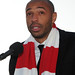 Tearful Thierry Henry by Stuart MacFarlane