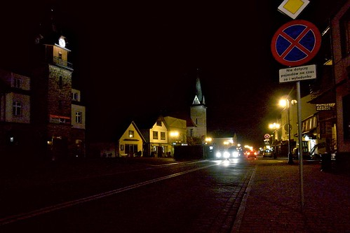 340/365: Main Street Evening by Rrrodrigo