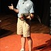 Peter Gilson of the San Diego Zoo reinforces the preceding lecture on Biomimicry at TEDxSanDiego    MG 3957