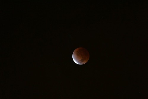 Today's Lunar Eclipse