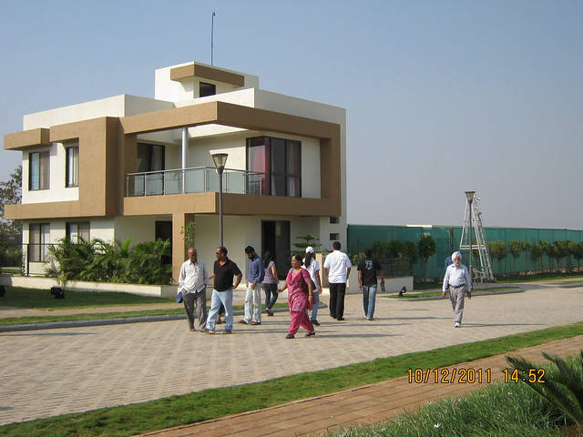 Show Villa at  Kolte-Patil Life Republic, Marunji - Hinjewadi, Pune 411 057