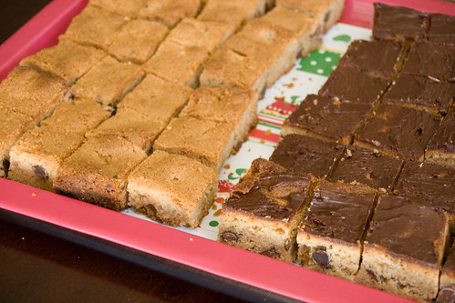 Hazelnut Blondies 2