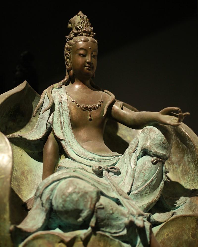 陳紹寬銅雕