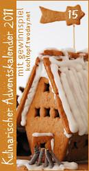 Kulinarischer Adventskalender 2011 - Türchen 15