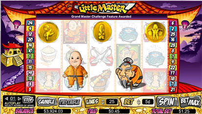 Little Master free spins