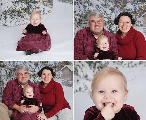 Christmas montage 1