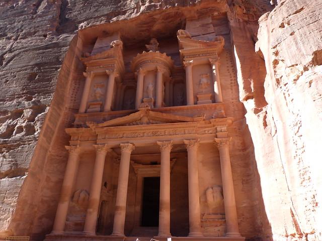 Tesoro de Petra (Jordania)