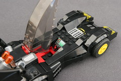 6864 The Batmobile and the Two-Face Chase - Batmobile 11