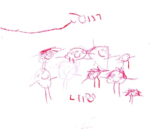 family drawing by lilac