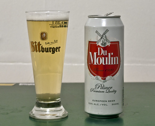Review: Du Moulin Pilsner by Cody La Bière