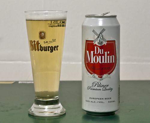 Review: Du Moulin Pilsner by Cody La Bière