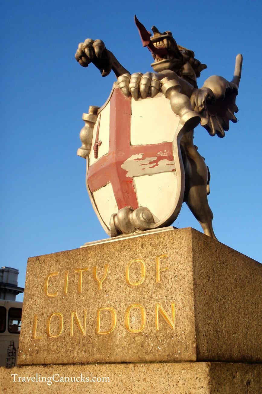 Statue, London