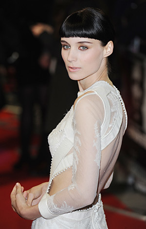 www.skinnyhipster.com. Rooney Mara-The Girl With The Dragon Tattoo