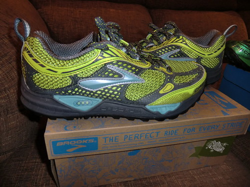 Zapatillas de trail para mujeres: Brooks Cascadia 6.