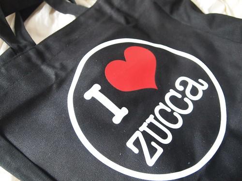 ZUCCA コットンバッグ