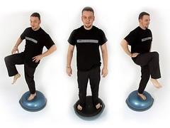 Bosu BalanceTrainer