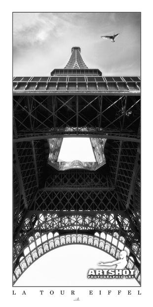Paris - La Tour Eiffel 2