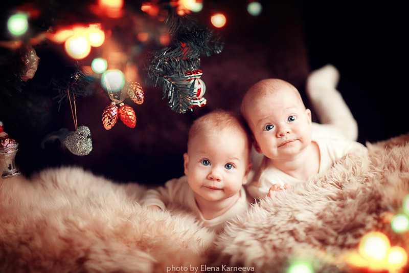 Двойняшки фото