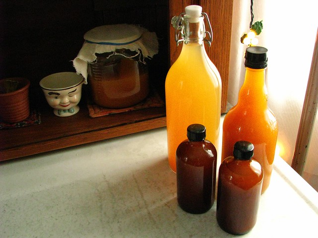 vinegar creations.