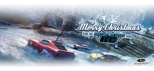 Feliz Natal de MotorStorm RC