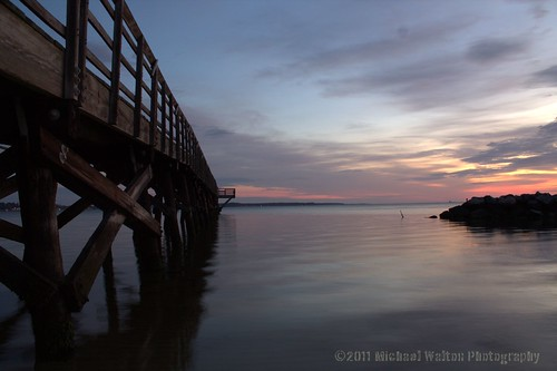 nature sunrise river landscape virginia pier cool yorktown environment waterside