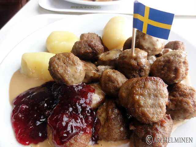 Ikea in Japan Meatballs | Flickr - Photo Sharing!