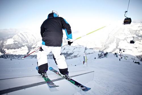 Het funpark. Durf jij het aan? Foto: TVB Alpbachtal Seenland