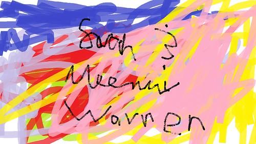 Sarah's Masterpiece