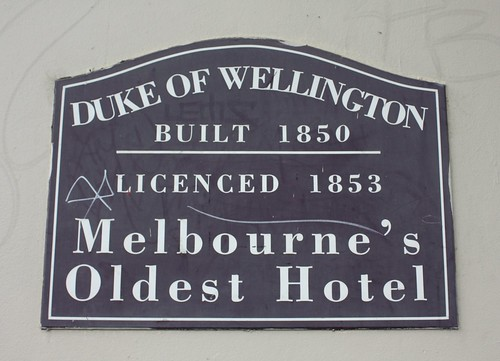 duke of wellington hotel melbourne vic closed. Black Bedroom Furniture Sets. Home Design Ideas