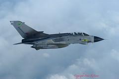 Tornado GR.4 ZA551 'AX' IX Sq 08-10-02