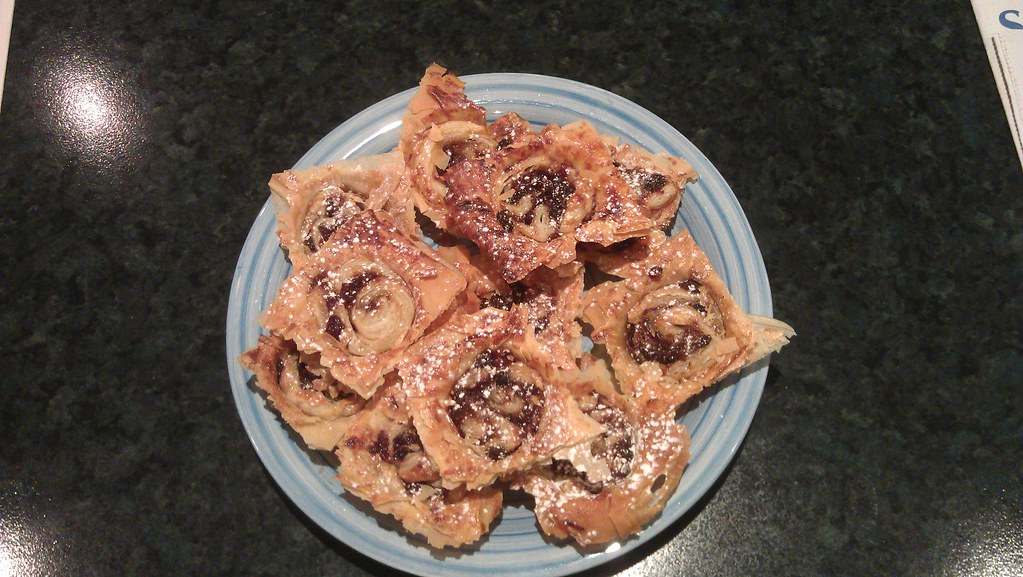 Jamie Oliver's mince pies