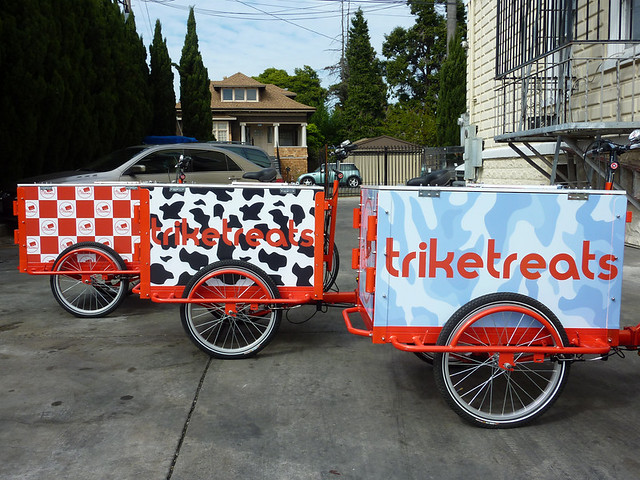 Icicle Tricycles Ice Cream Vending Bike Flickr Photo