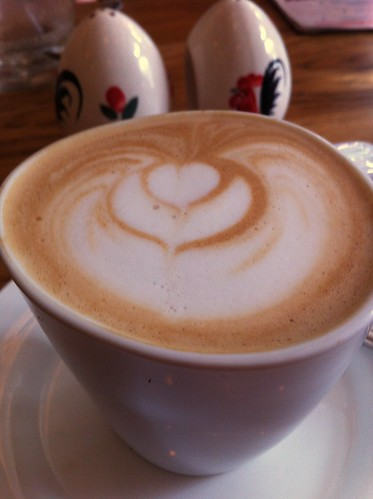 Latte @ Hatched