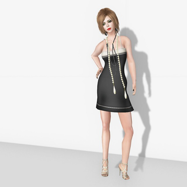 Subscribo Gift Mesh Dress