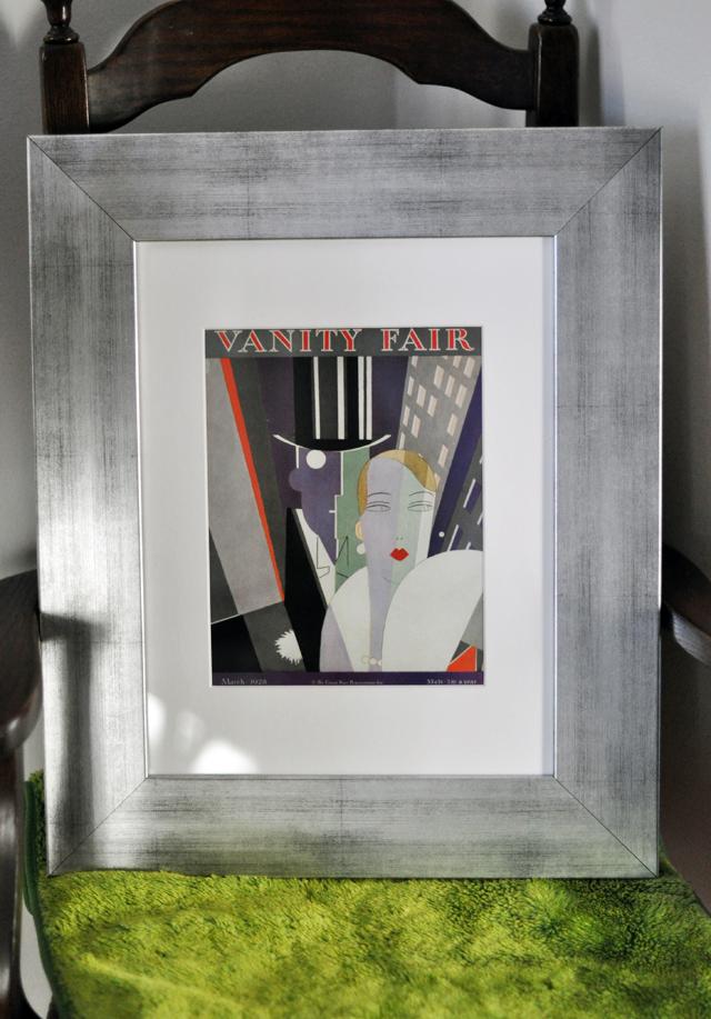 Vanity Fair print 1928
