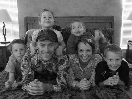 Christmas Family Picture 2011