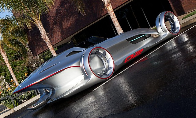 Mercedes benz silver arrow concept ser esse o futuro dos for Mercedes benz lightning price