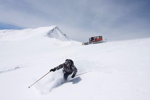 Tucker Mountain Snow Cat Access