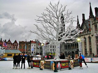 Winterpret op de Markt - Winter Fun at the Market