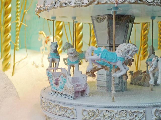 tiffany carousel