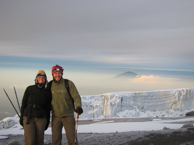 On Top of Africa, Mt. Kilimanjaro, Tanzania