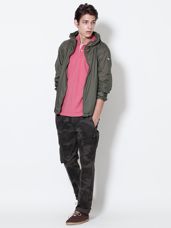 UNIQLO EARLY SPRING STYLE FOR MEN 2012_013Ethan James
