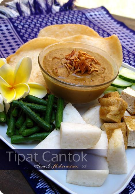 Tipat Cantok
