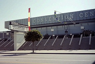 Los Angeles Convention Center - Oct., 1983