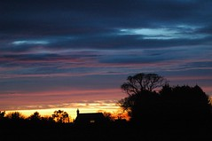 The very last 2011 Suffolk sunsets