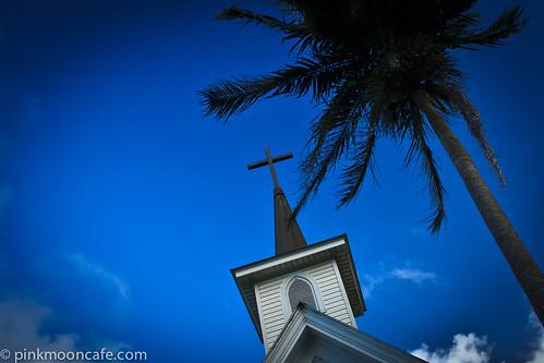 Saint Augustines Episcopal Church   Kapaau, Hawaii, United States by *Julieanne*