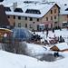 Nová Hoľa: apré-ski hneď pri stanici sedačky a kabínky